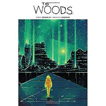 The Woods Vol. 7: The Black City (Woods)