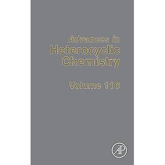 Progrès en chimie hétérocyclique par Scriven & Eric F.V.