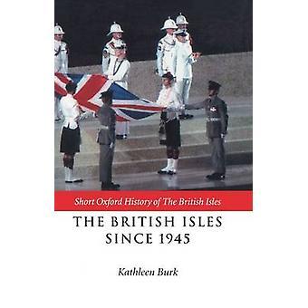 De Britse eilanden sinds 1945 door Kershaw & Ian