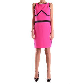 Pinko Fuchsia Polyester Dress