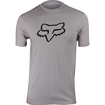 Fox Racing Mens Tournament SS Tech Performance T-Shirt - Dark Gray