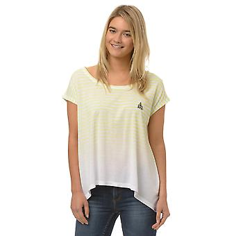 Animal Womens/Ladies Fade Out Twisted Detail T-Shirt