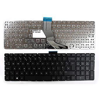 HP Pavilion 15-ab014nx Black Windows 8 UK Layout Replacement Laptop Keyboard