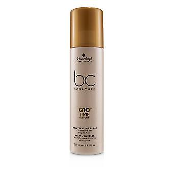 Schwarzkopf BC Bonacure Q10+ Time Restore Rejuvenating Spray (For Mature and Fragile Hair) 200ml/6.7oz