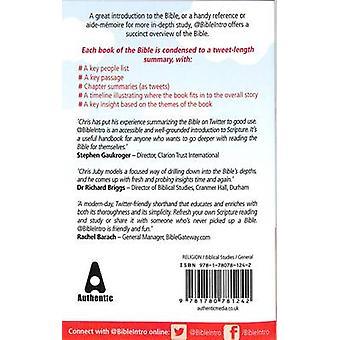 @Bibleintro - A Bible Handbook for the Twitter Generation by Chris Jub