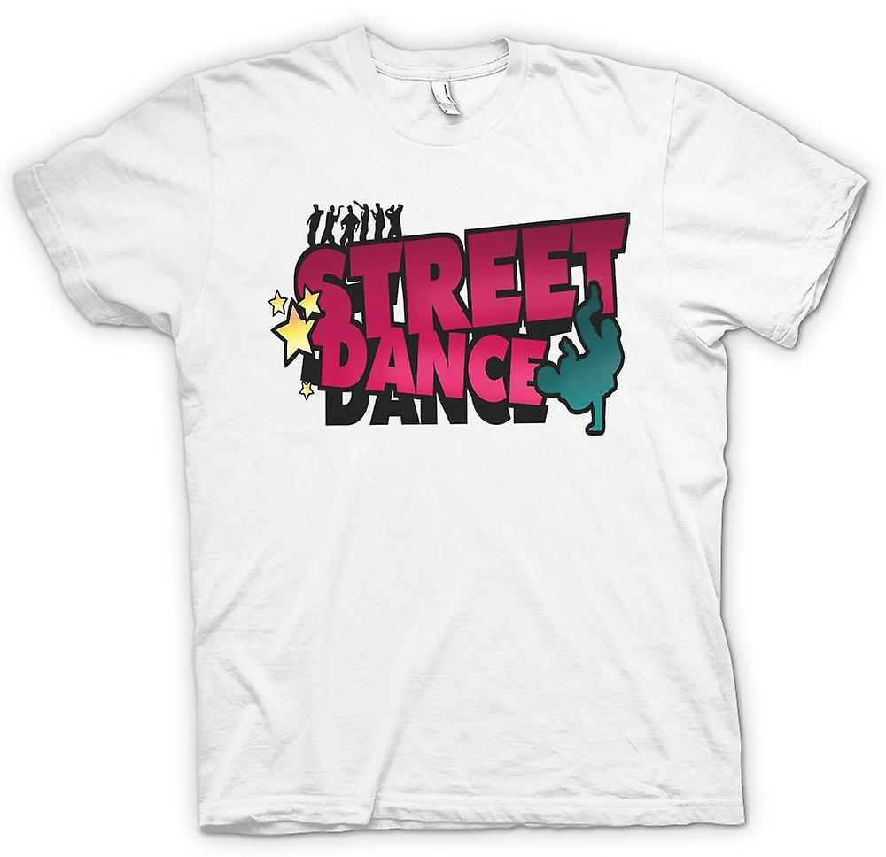 Mens T-shirt - Street Dance - breakdance inspiré