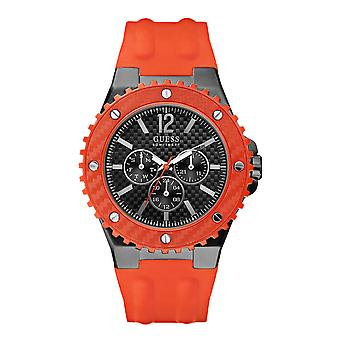 Guess Men´s Multifunction Watch Overdrive (W11619G4)