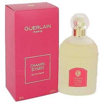 Champs Elysees By Guerlain Eau De Toilette Spray 3.3 Oz (women) V728-416534