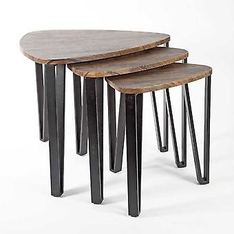 Nesting Coffee Tables (Set of 3)