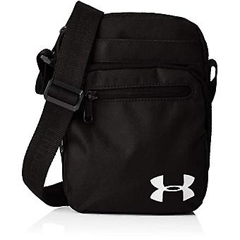 Under Armour UA Crossbody Borsone Unisex Adulto Nero Black/White Taglia Unica