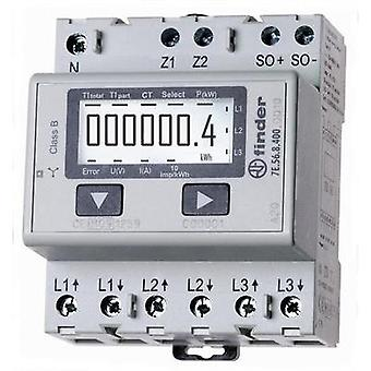 Electricity meter (3-phase) digital 1500 A MID-approved: No Finder 7E.56.8.400.0000