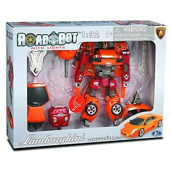 Dimasa Lamborgini Transfoirmer 1:32 (Toys , Vehicles And Tracks , Mini Vehicles , Cars)
