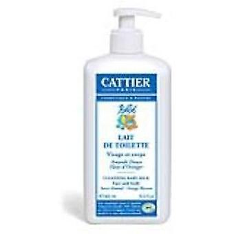 Cattier Trinken Milk Cleanser 500 ml