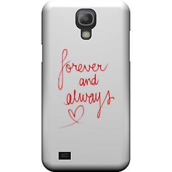 Capa mate forever and always para Galaxy S4 mini
