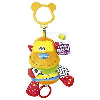 Tachan Musical Monito R (Bebes , Jouets , Peluches)