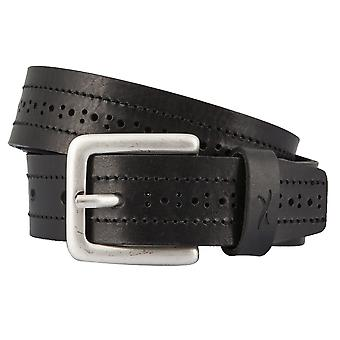 BRAX belts men's belts leather belt cowhide black 2349
