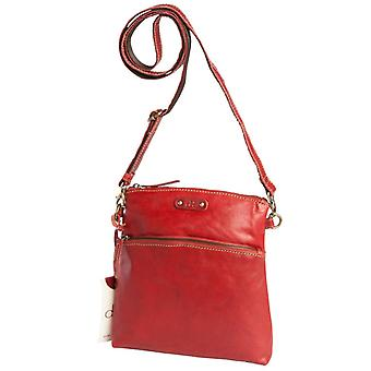 Dr Waxi Amsterdam shoulder bag Red