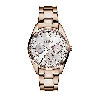 s.Oliver ladies watch wrist watch SO-3064-MM