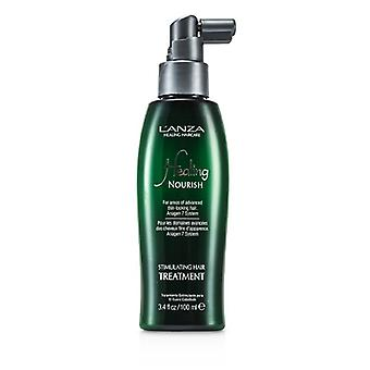 Lanza Healing Nourish Stimulating Hair Treatment (For Areas of Advanced Thin-Looking Hair) 100ml/3.4oz