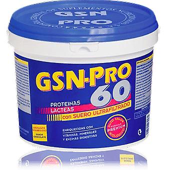 GSN Pro 60 Chocolate 1Kg. (Sport , Proteins)