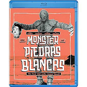 Monster of Piedras Blancas [Blu-ray] USA import