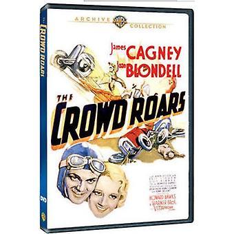 Crowd brøler (1932) [DVD] USA import