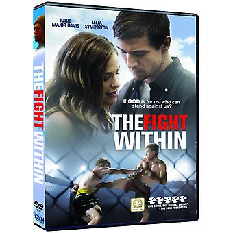 Fight Within [DVD] USA import
