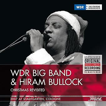 WDR Big Band & Bullock, Hiram - jul Revisited [Vinyl] USA importerer