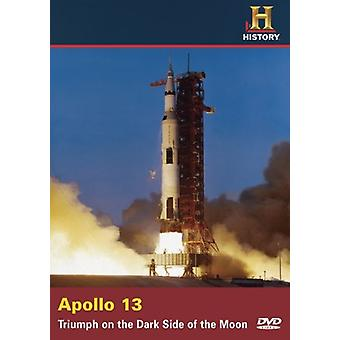 Apollo 13-Triumph on the Dark Side of the Moon [DVD] USA import