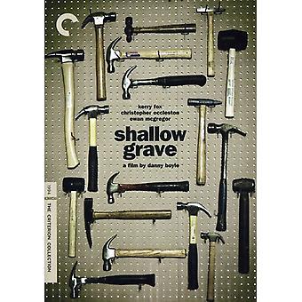 Shallow Grave [DVD] USA import