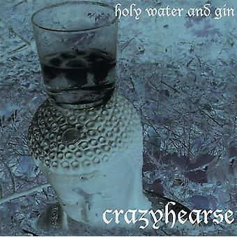 Crazyhearse - Holy Water & Gin [CD] USA import