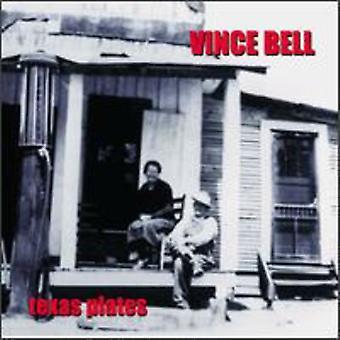 Vince Bell - importar de USA placas de Texas [CD]