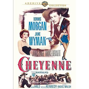 Cheyenne [DVD] USA import