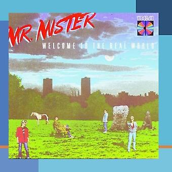 Mr. Mister - Welcome to the Real World [CD] USA import