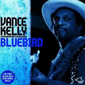 Vance Kelly - blå fugl [CD] USA import
