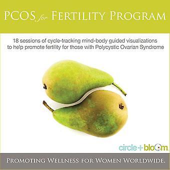 Circle + Bloom - Pcos for Fertility Mind + Body Program [CD] USA import