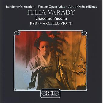 G. Puccini - Puccini: Arias [CD] USA import