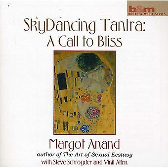 Margot Anand - Skydancing Tantra [CD] USA import