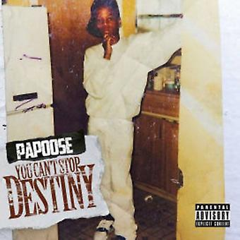 Papoose - You Can't Stop Destiny [CD] USA import