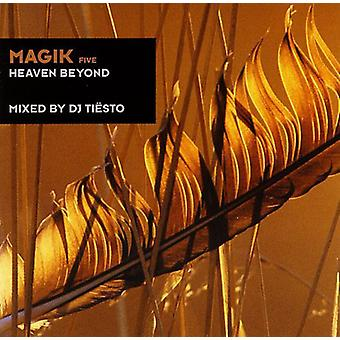 DJ Tiesto - Magik 5-himlen ud over [CD] USA import