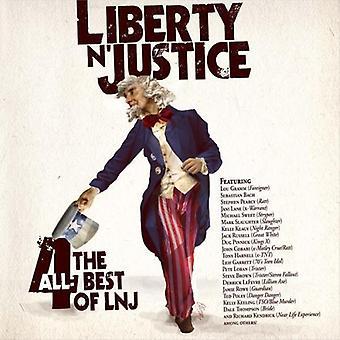 Liberty N' retfærdighed - 4-alle: The Best af Lnj [CD] USA import