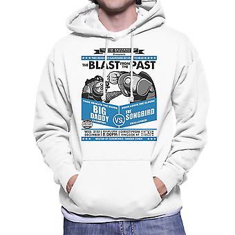 Blast fra de seneste Bioshock mænd er hætte Sweatshirt