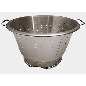 De Buyer Conical colander with base and 2 handles, stainless steel Ø 24 cm