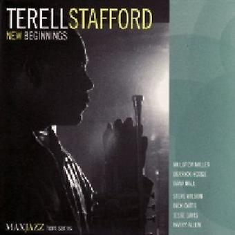 Terell Stafford - ny begyndelse [CD] USA import