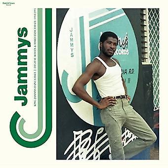 Forskellige kunstner - King Jammys Dancehall 2: Digital rødder hårdt [CD] USA import