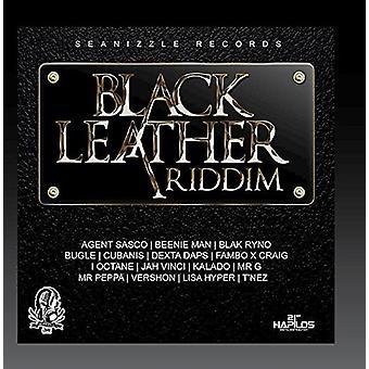 Divers artiste - noir cuir Riddim [CD] USA import