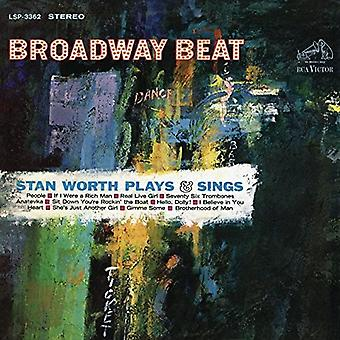 Stan Worth - Broadway Beat [CD] USA import