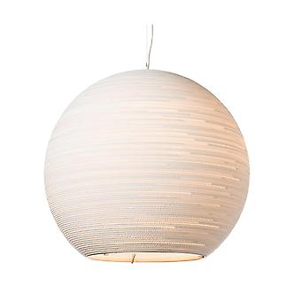 Graypants Sun White Pendant Light 48 inch - E27