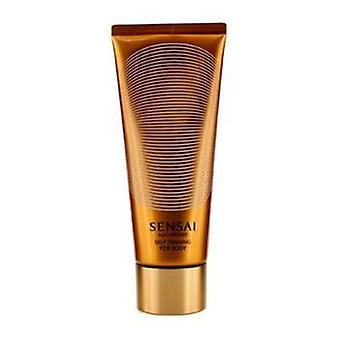 Kanebo Sensai Silky Bronze Self Tanning For Body - 150ml/5.2oz