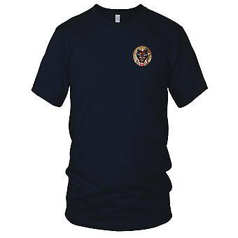 ARVN 52nd Vietnamese Ranger Battalion MACV-SOG - Camouflage Vietnam War Embroidered Patch - Ladies T Shirt